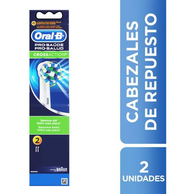 Cepillo De Dientes Oral-B Cross Action