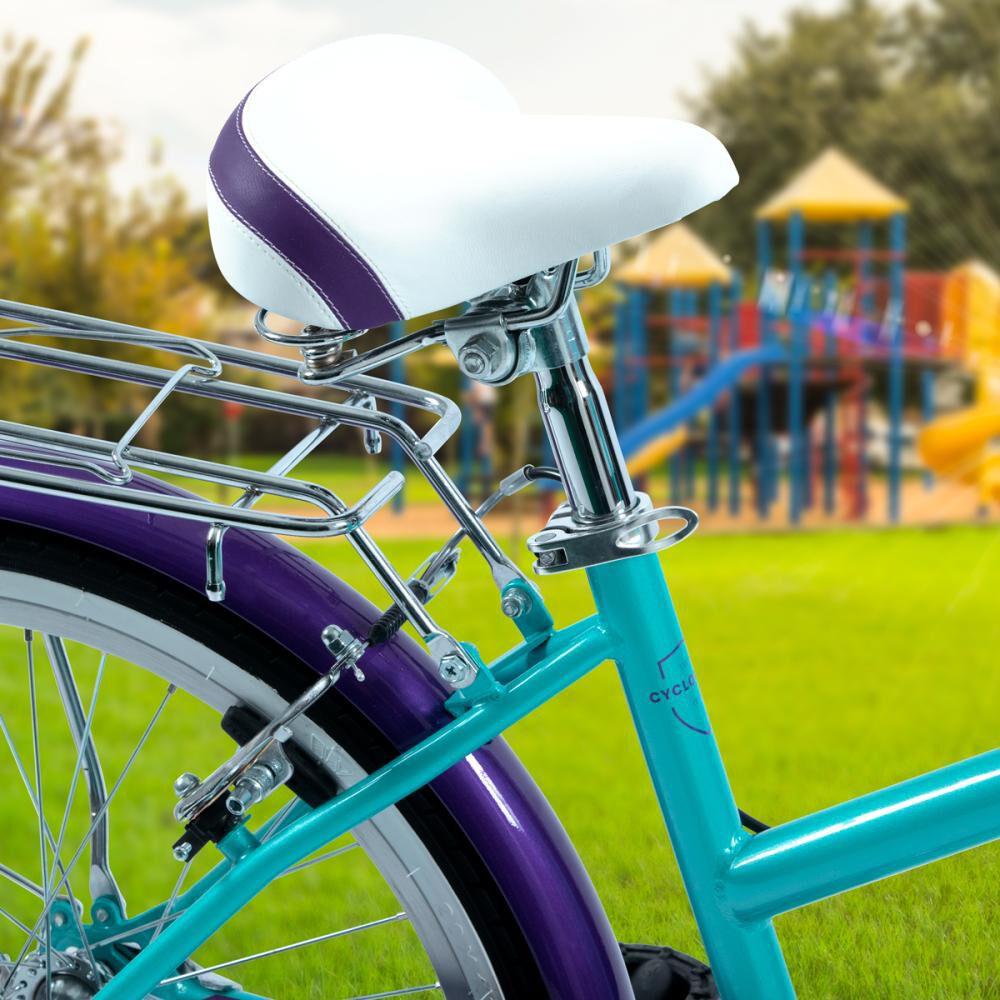 Bicicleta De Paseo Oxford Cyclotour Aro 20 image number 4.0