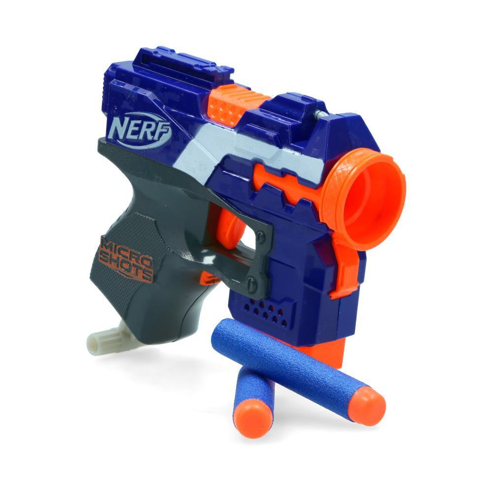 Lanzador De Dardos Nerf Microshots image number 2.0