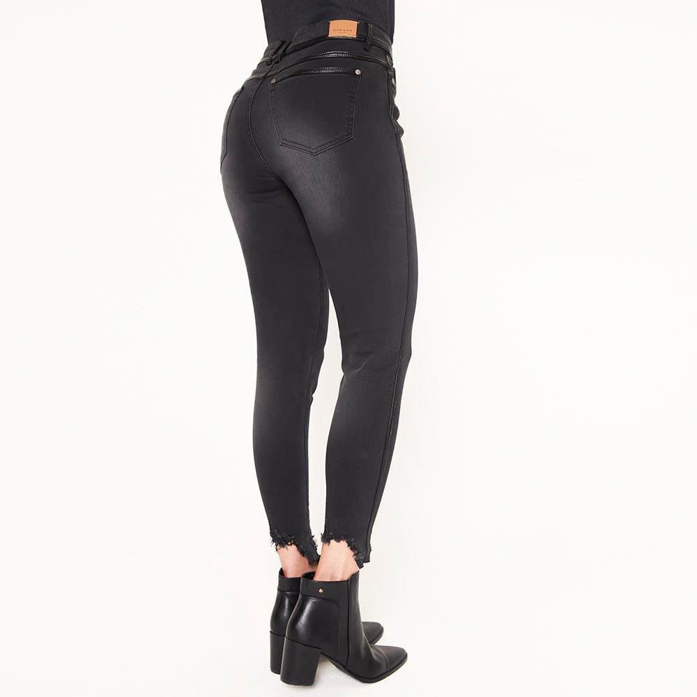 Jeans Mujer Skinny Kimera image number 3.0