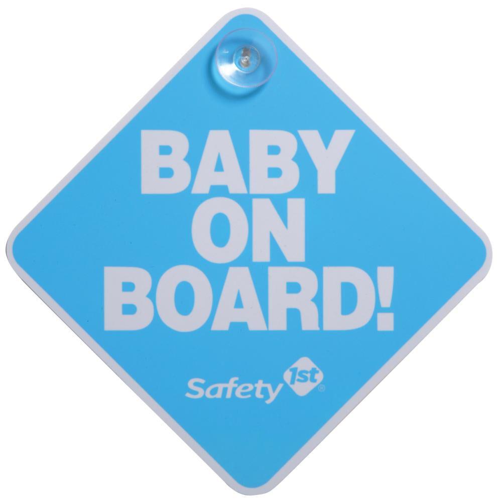 Letrero Para Autos Safety 014965ts236 image number 0.0