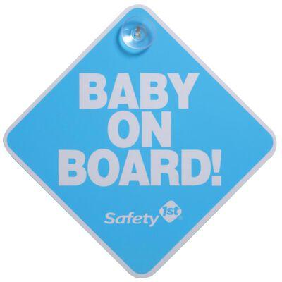 Letrero Para Autos Safety 014965ts236