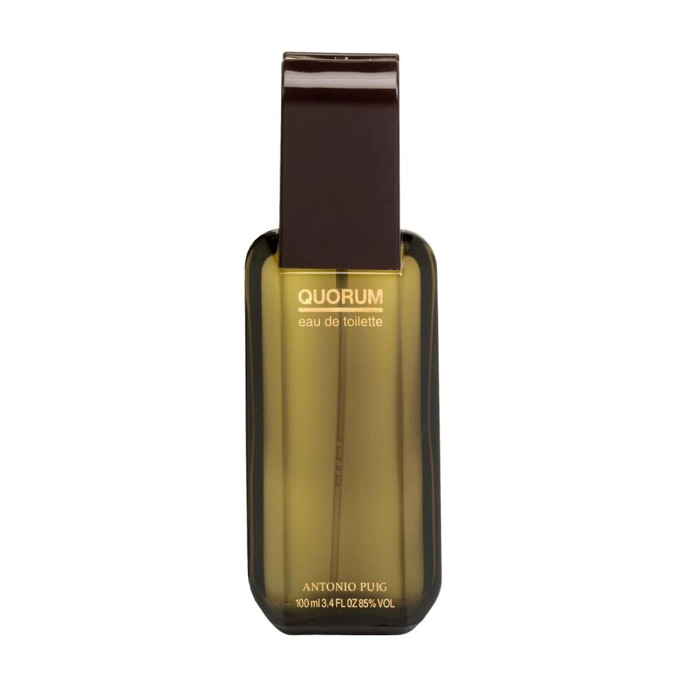 Perfume Set Quorum / 50 Ml / Eau De Toillete + Desodorante image number 1.0