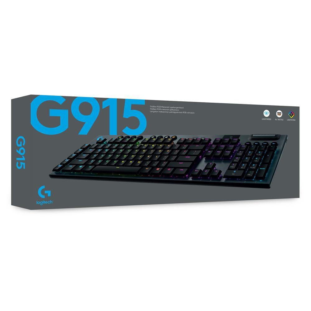 Teclado Gamer Logitech G915  - image number 2.0