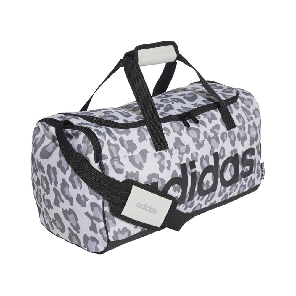 Bolso Adidas Duffle S Leopard image number 1.0