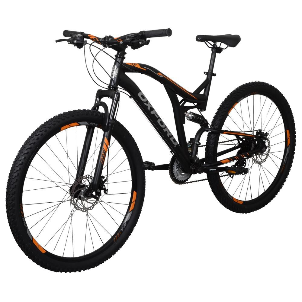 Bicicleta Mountain Bike Oxford Raptor Doble 21 VM Aro 27.5 image number 2.0