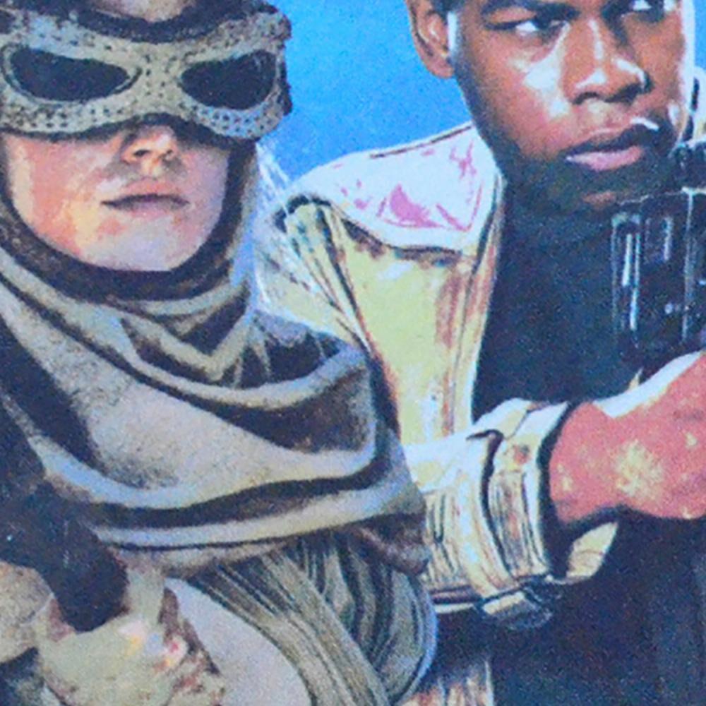 Cojín Disney Star Wars Resistance image number 1.0
