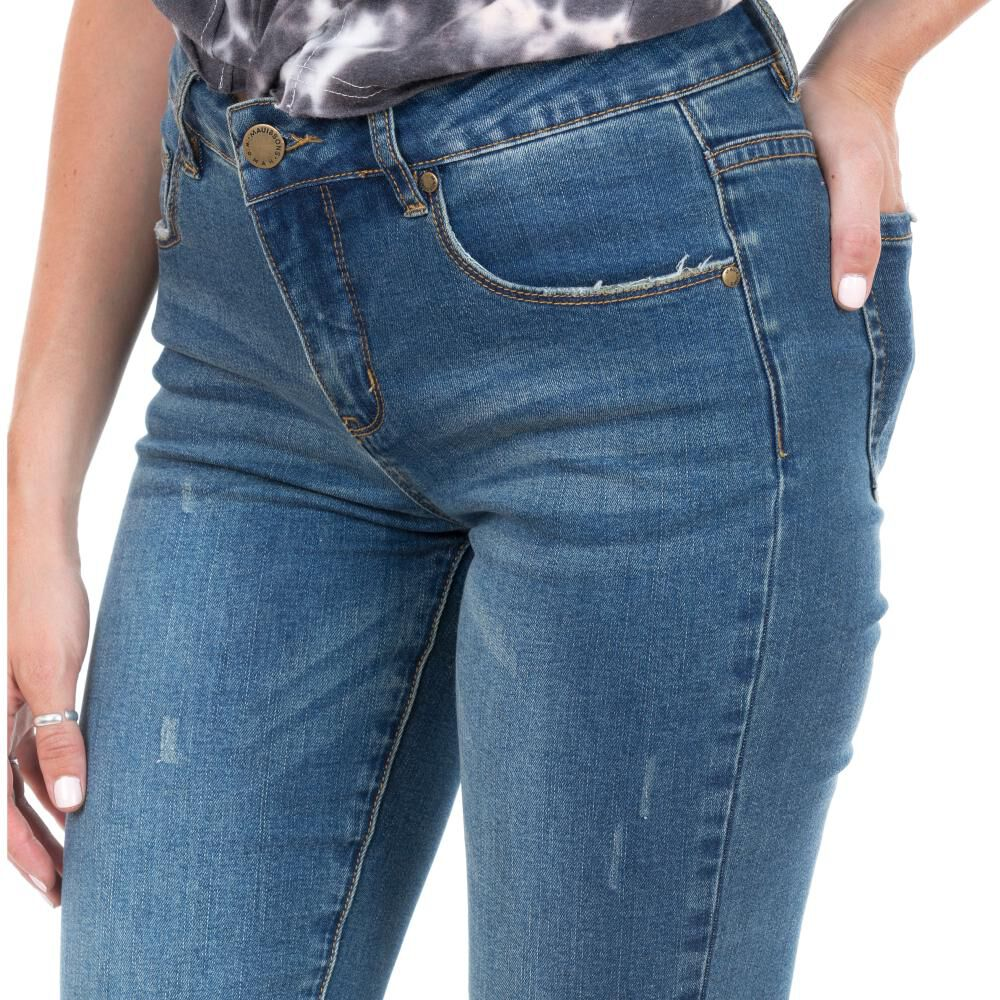 Jeans Mujer Maui and Sons image number 2.0