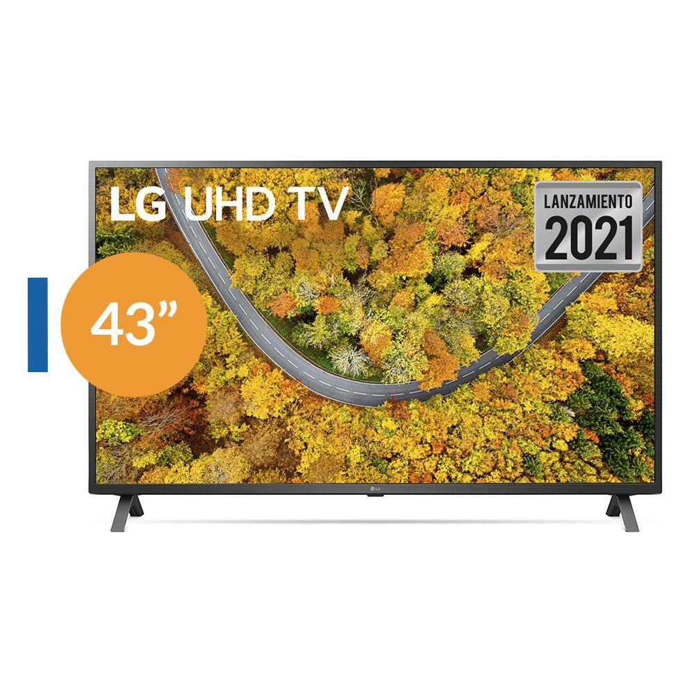 """Led LG UP7500PSF / 43 """" / Ultra Hd / 4k / Smart Tv image number 0.0"""
