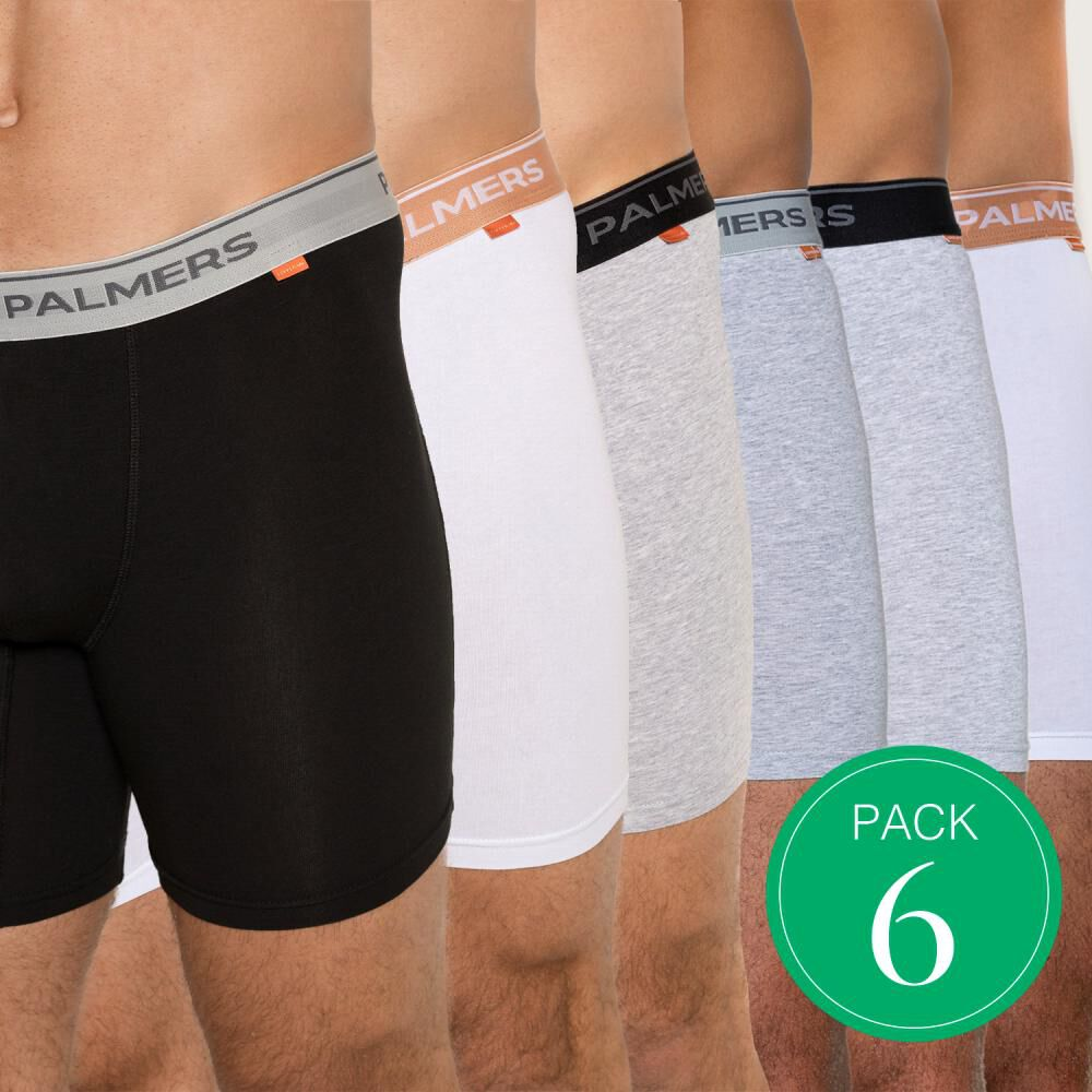 Pack Boxer Hombre Palmers / 6 Unidades image number 0.0