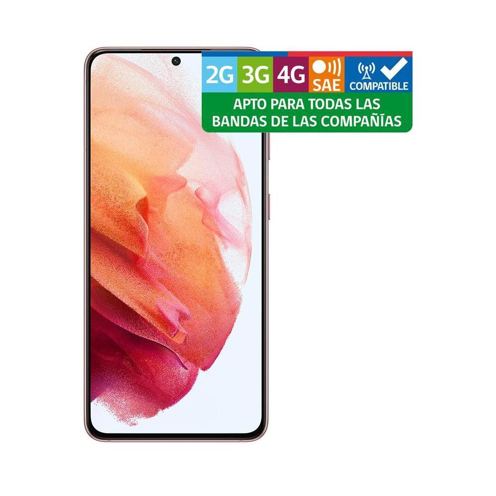 Smartphone Samsung S21 Phantom Pink / 128 Gb / Liberado image number 8.0