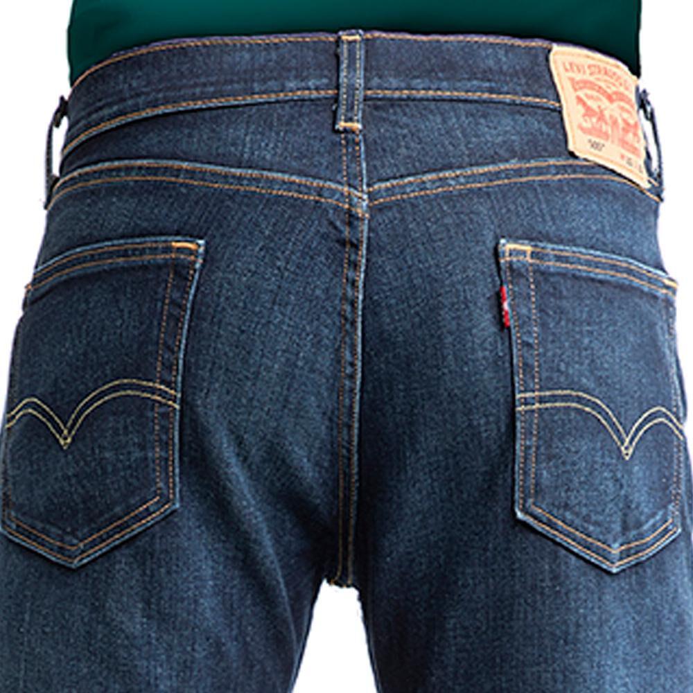 Jeans Hombre Regular Fit Levi´S 505 image number 3.0