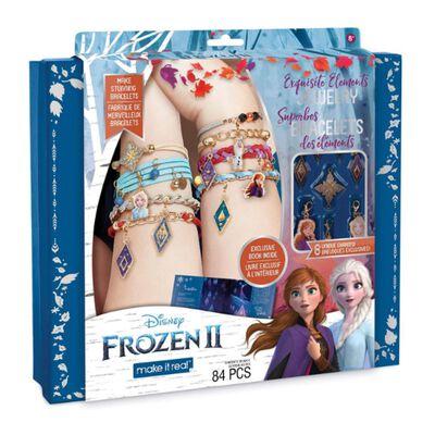 Juego De Joyas Magnetics Frozen 2 Exquisite