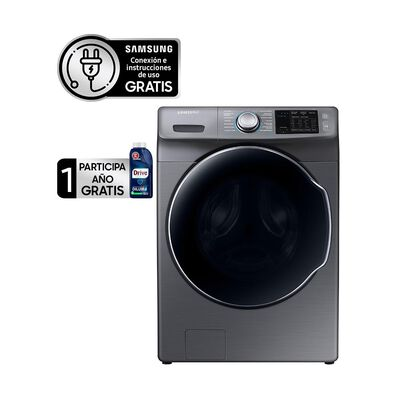 Lavadora - Secadora Samsung Wd18n7200kp 18 Kg / 10 Kg