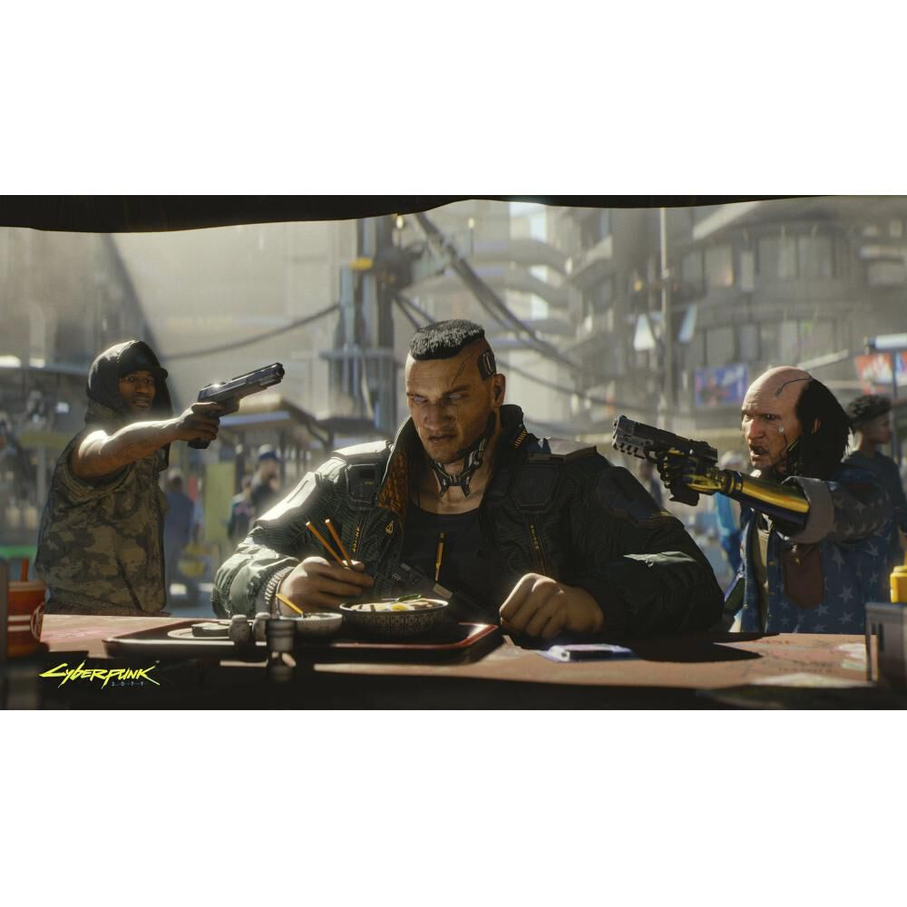 Juego Ps4 Cyberpunk 2077 image number 3.0