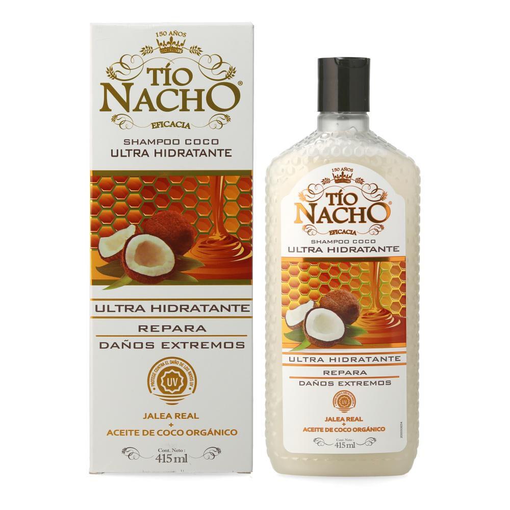 Shampoo Tio Nacho Coco Ultra Hidratante image number 0.0