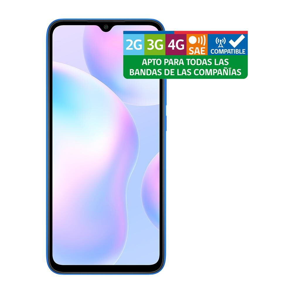 Smartphone Xiaomi Redmi 9a 32 Gb / Liberado image number 8.0