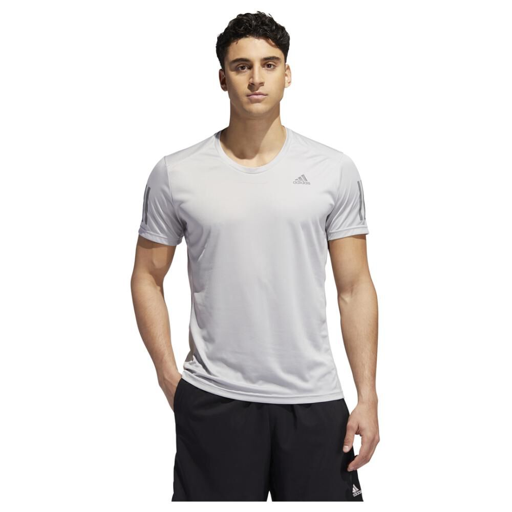 Camiseta Hombre Adidas Own The Run image number 0.0