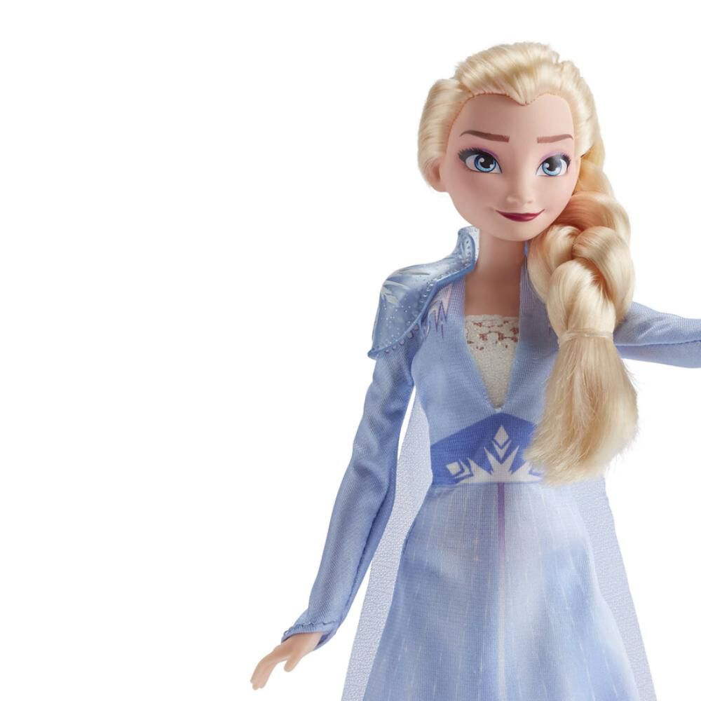 Muñeca Frozen Elsa image number 0.0