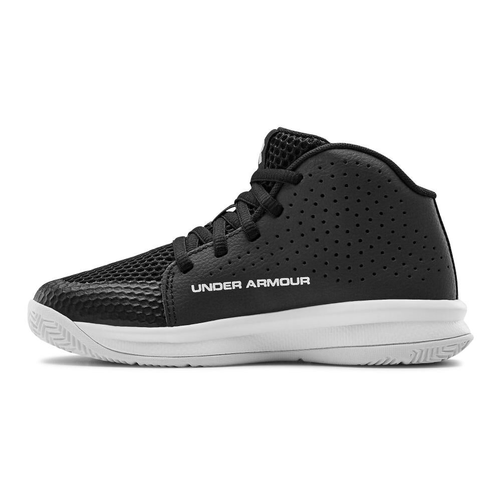 Zapatilla Basketball Juvenil Niño Under Armour Ps Jet image number 1.0