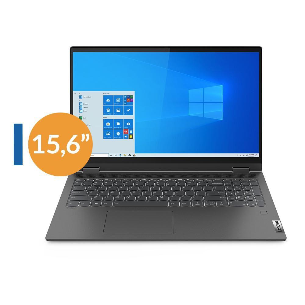 "Notebook Lenovo Ideapad Flex 5 / Gris Graphite / Intel Core I5 / 12 Gb Ram / Integrated Intel Iris Xe Graphics / 512 Gb Ssd / 15.6 "" image number 0.0"