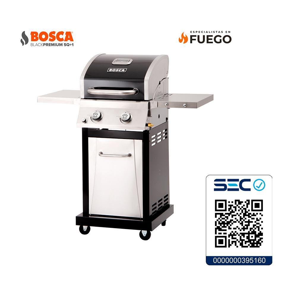 Parrilla A Gas Bosca Neo Premium image number 11.0