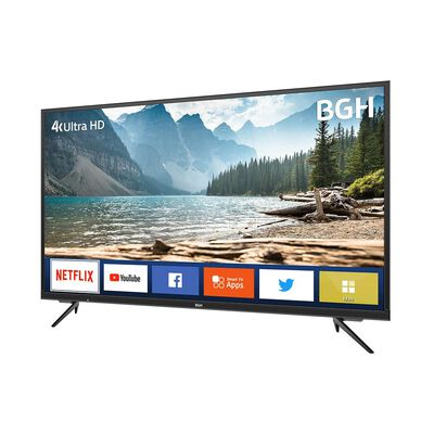 "Led Bgh B5519uk6ic / 55 "" / Ultra Hd / 4k / Smart Tv"