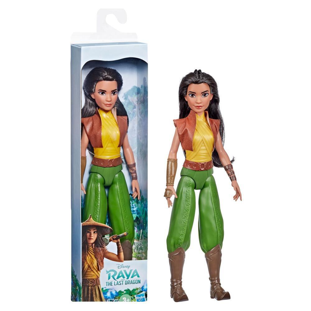 Muñeca de Raya and the Last Dragon de Disney image number 2.0