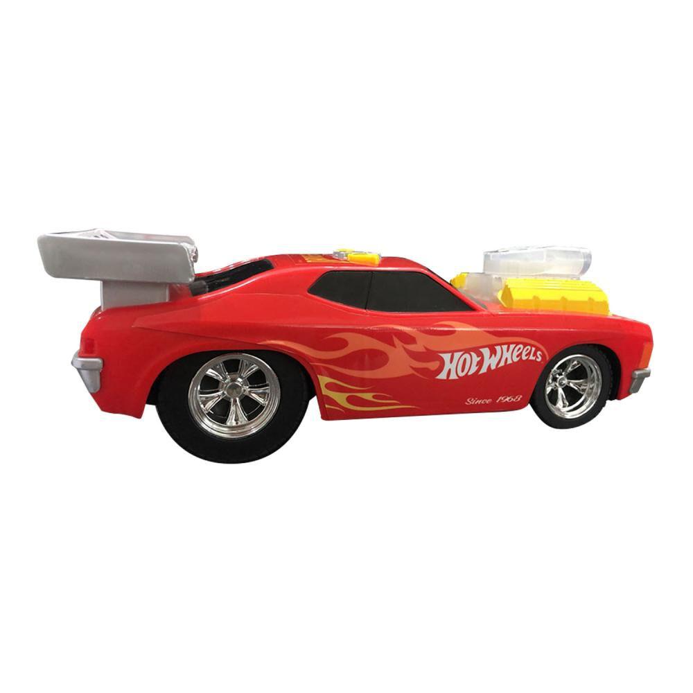 Auto De Juguete Hotwheels Light & Sound Dancing Car image number 1.0