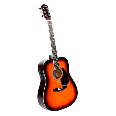 Guitarra Electro-acustica Mercury Msea1
