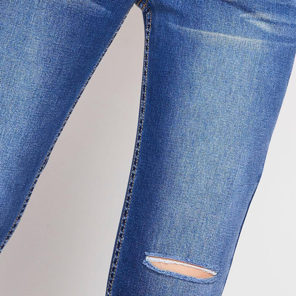 Jeans Super Skinny Mujer Freedom image number 3.0