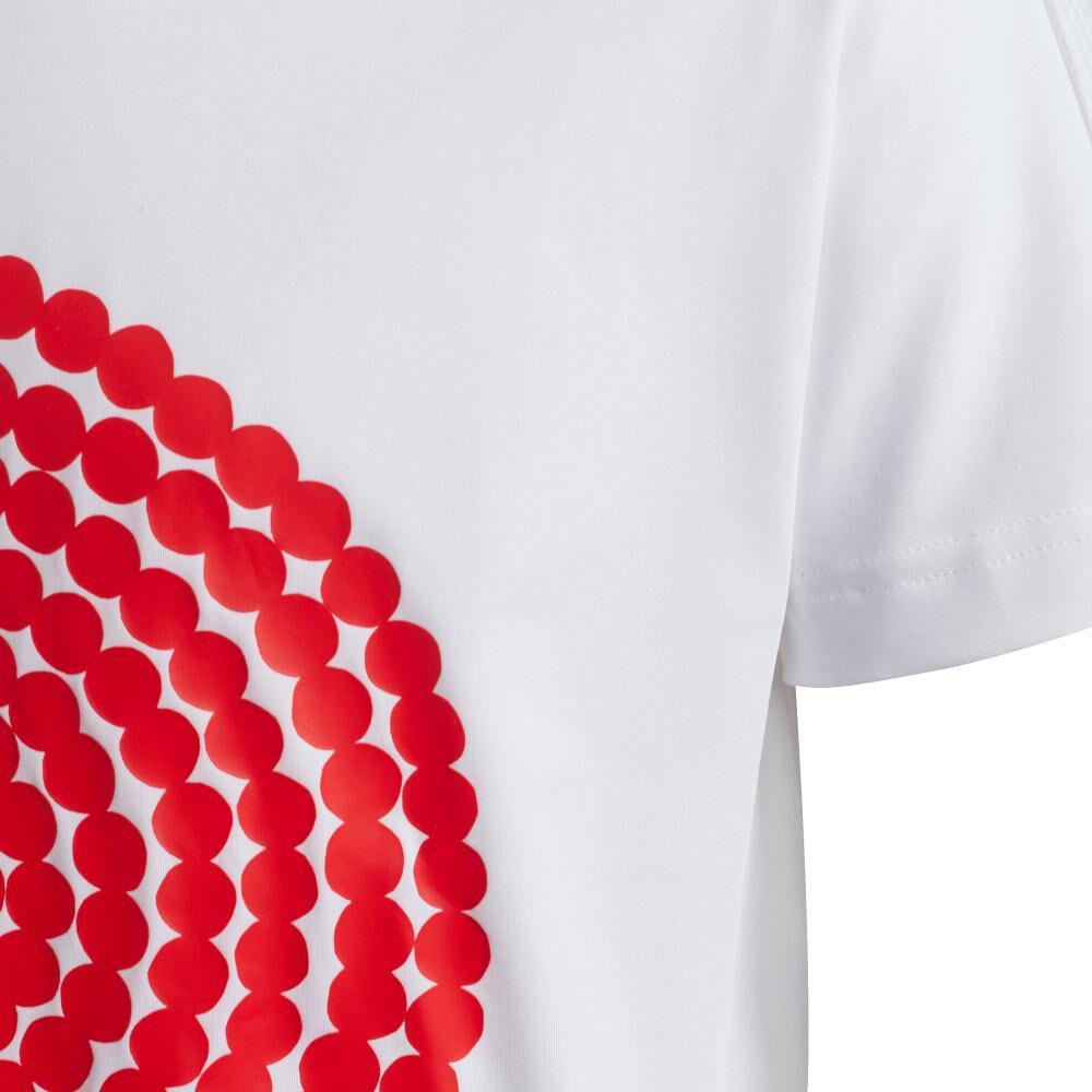 Polera Unisex Adidas Marimekko Graphic T-shirt image number 4.0