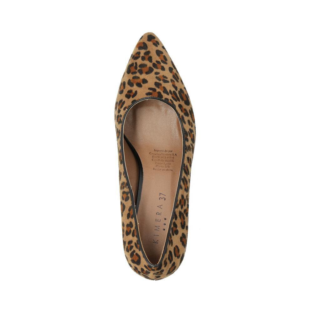 Zapato Con Taco Mujer Kimera image number 3.0