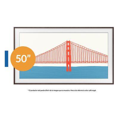 """Qled Samsung The Frame / 50 """" / Ultra Hd / 4k / Smart Tv 2021"""