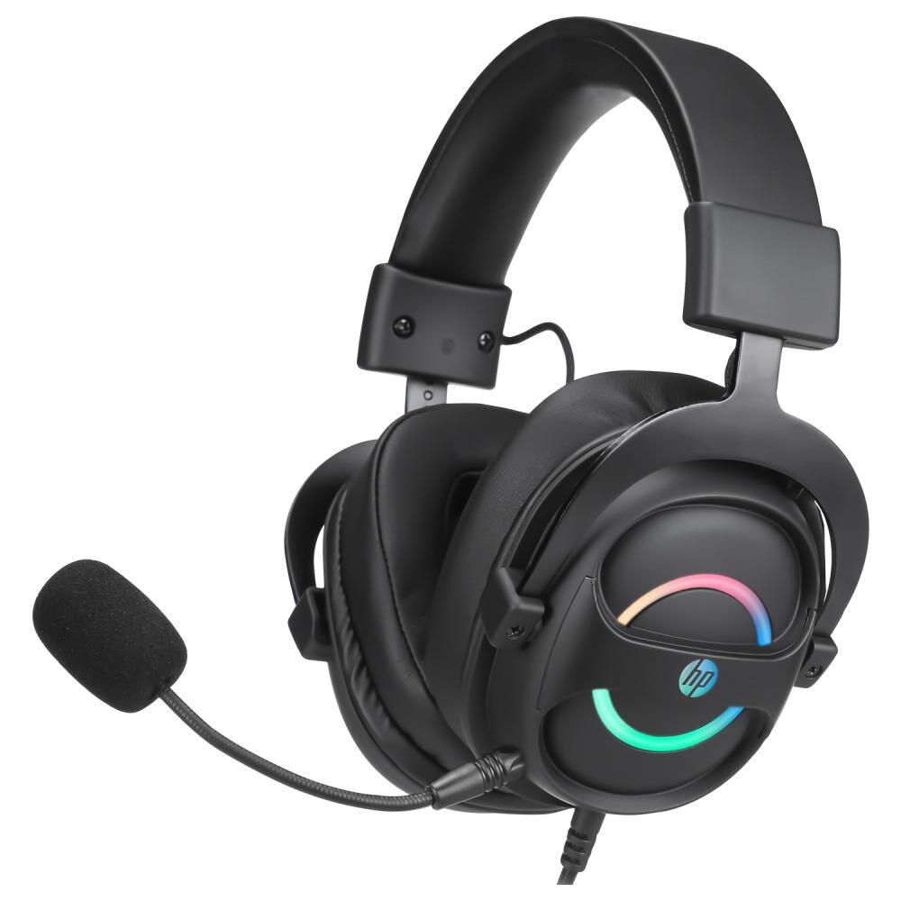 Audífonos Gamer Hp Dh-8006 Usb 7.1 Led image number 0.0