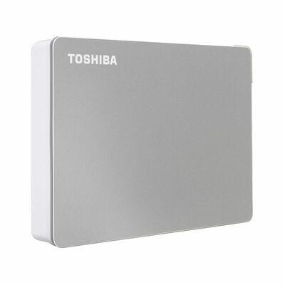 Disco Duro Portátil Toshiba Canvio Flex / 4 Tb + Cables