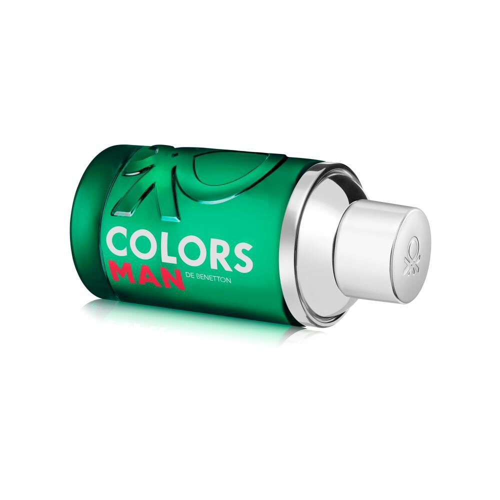 Colors Man Green Edt 100 Ml image number 4.0