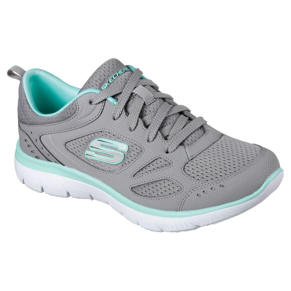 Zapatilla Running Mujer Skechers Summits-suited image number 0.0