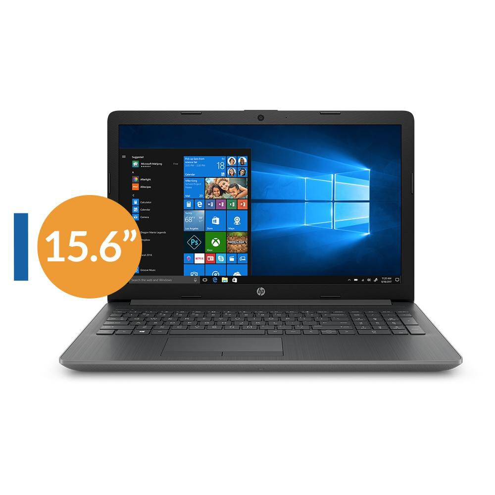 Notebook Hp 15-da1094la / Pentium Gold / 4 GB RAM / Intel Uhd 610 / 500 GB / 15.6'' image number 0.0