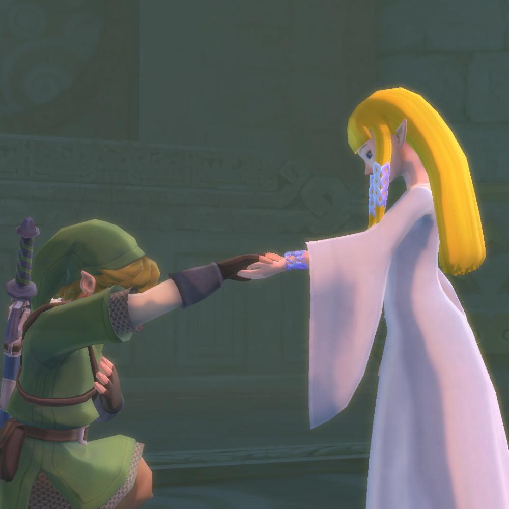 Juego Nintendo Switch Nintendo The Legend Of Zelda Skyward Sword Hd image number 3.0