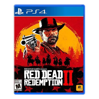 Juego Ps4 Red Dead Redemption Ii