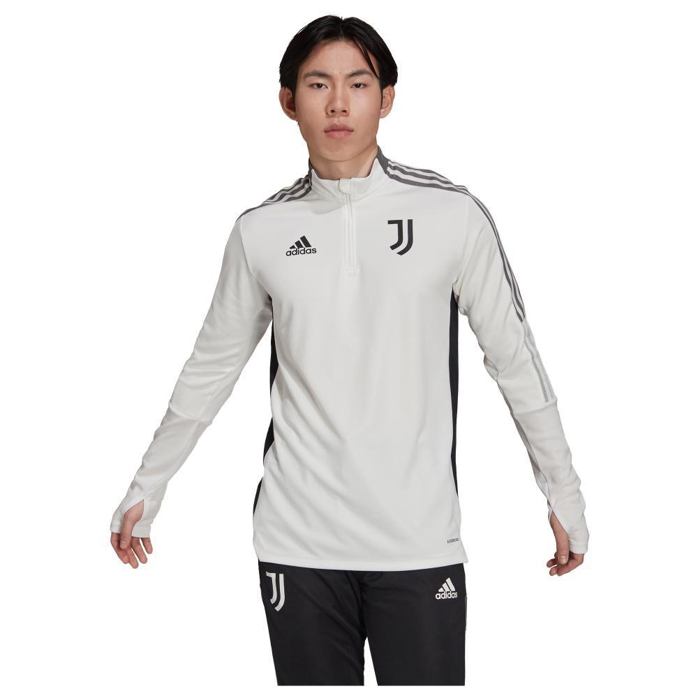 Polera Hombre Adidas Juventus Tiro image number 1.0