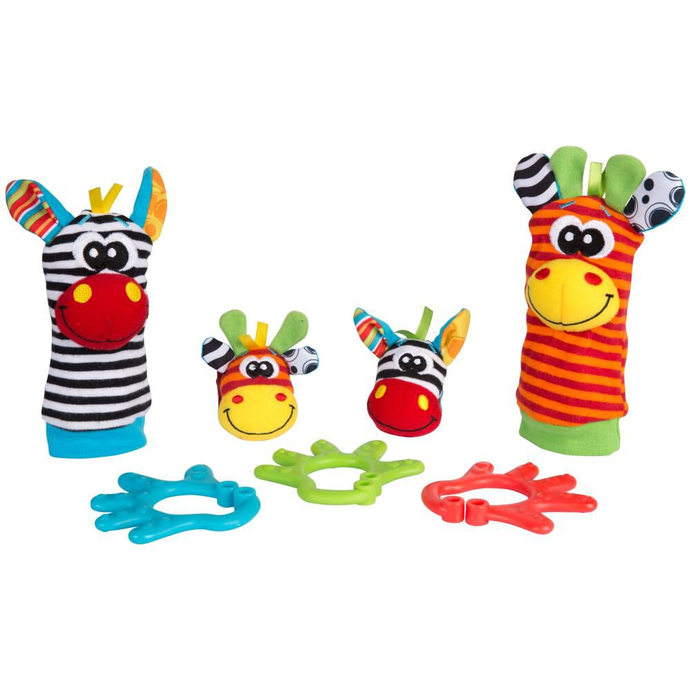 Jungle Friends Gift Pack Playgro image number 0.0