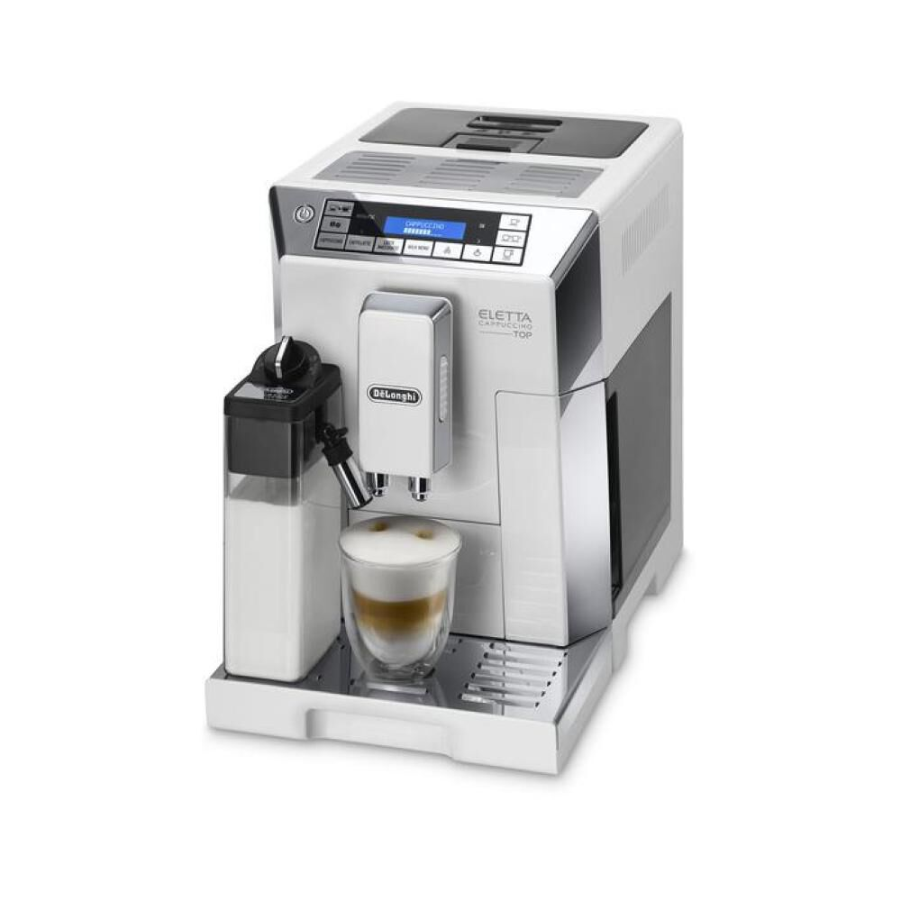 Cafetera De Longhi Eletta Ecam45.760.w / 1,2 Litros image number 1.0