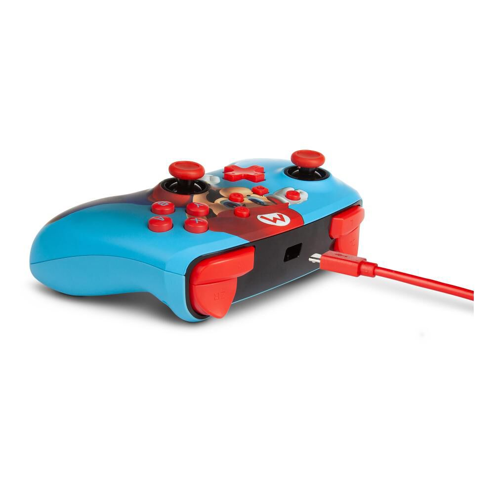 Control Nintendo Switch Nintendo Mario Punch image number 4.0