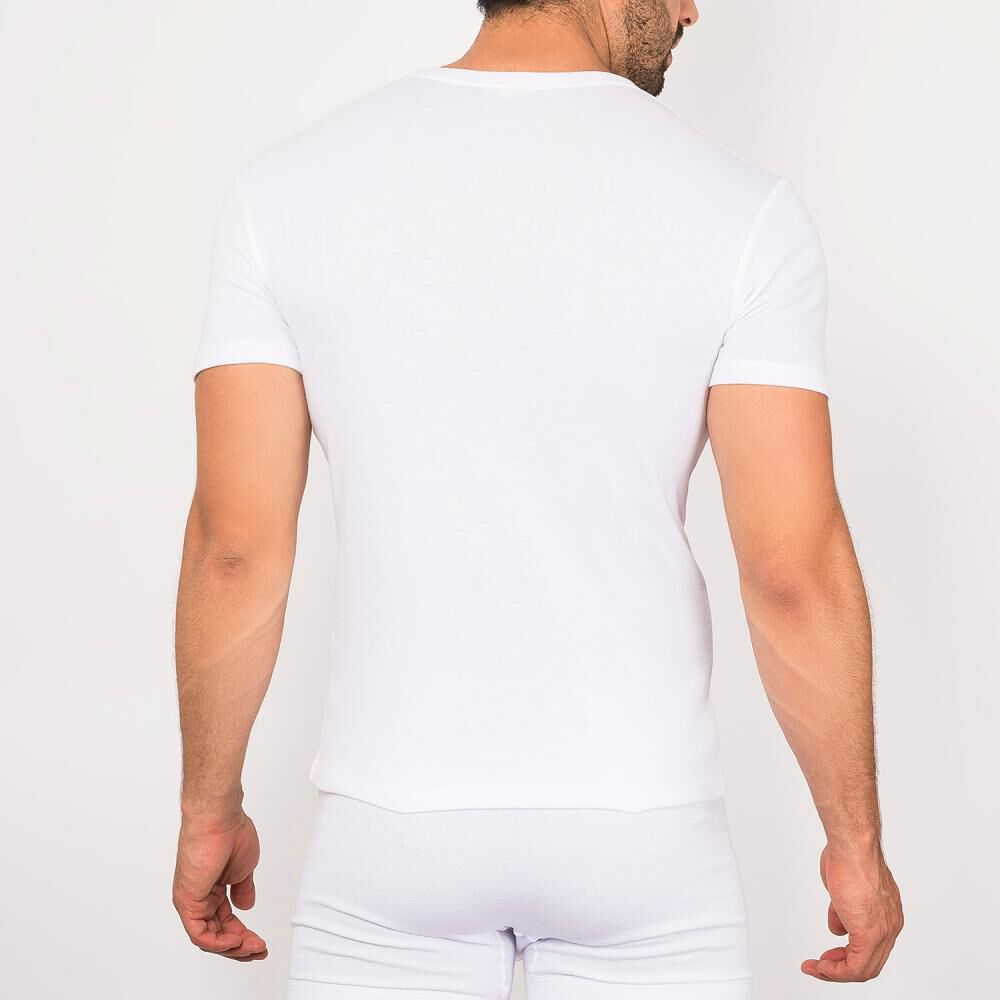 Camiseta Hombre Palmers / 4 Unidades image number 3.0
