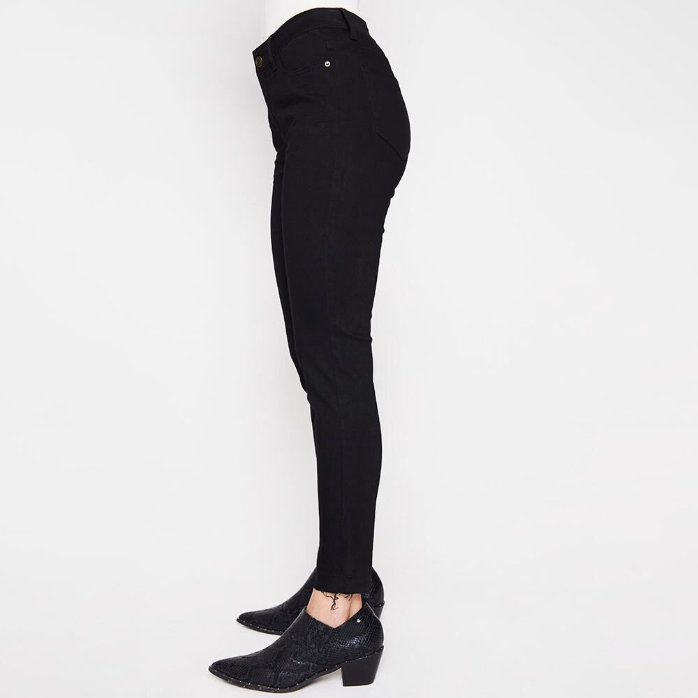 Jeans Mujer Tiro Medio Skinny Kimera image number 2.0