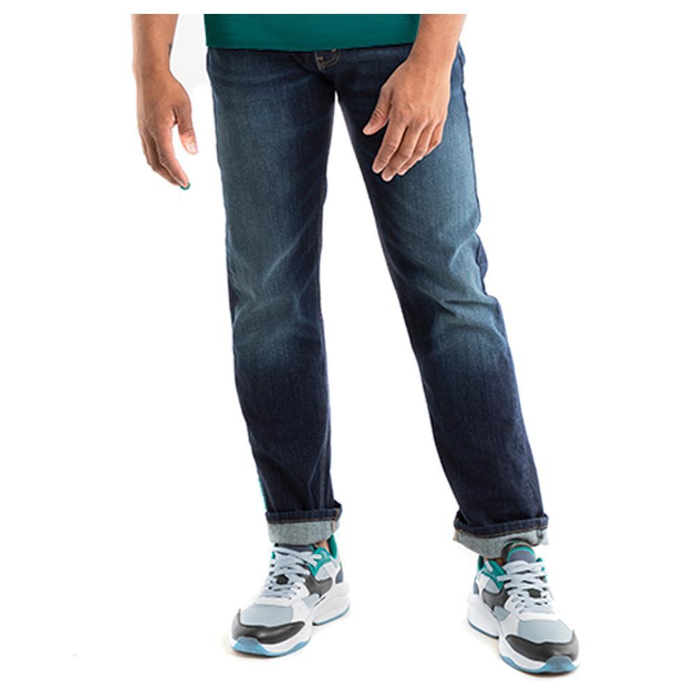 Jeans Hombre Regular Fit Levi´S 505 image number 1.0