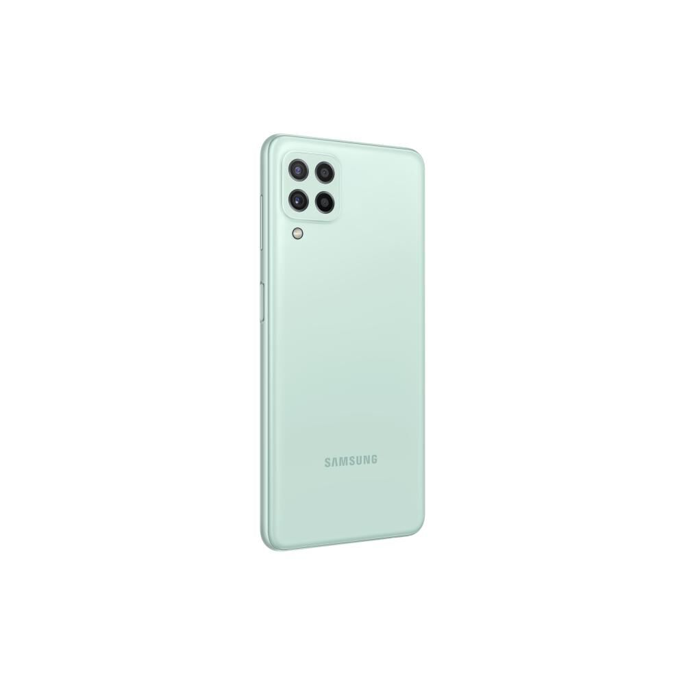 Smartphone Samsung Galaxy A22 Menta / 128 Gb / Liberado image number 2.0