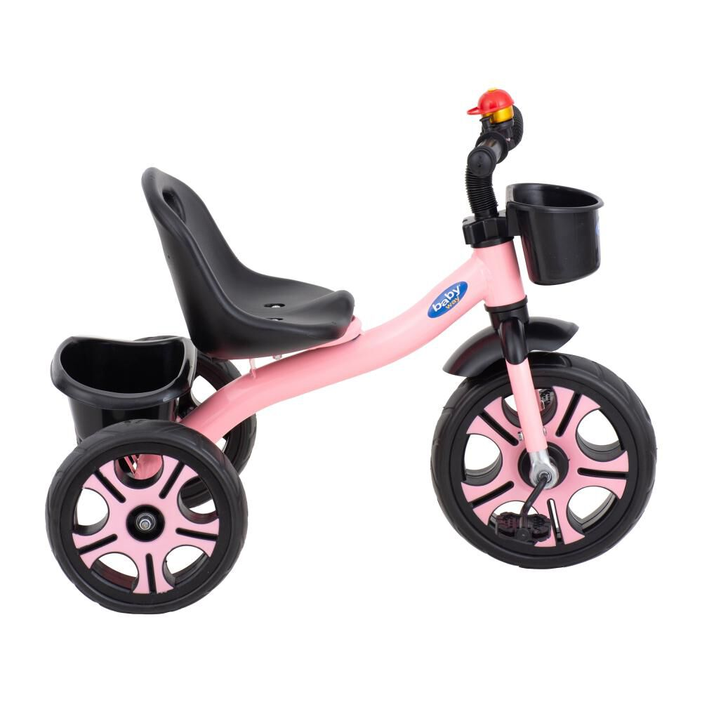 Triciclo Baby Way Bw-505P20 image number 3.0